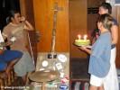 Der Geburtstagskuchen fuer Japs