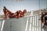 Relaxen an Bord